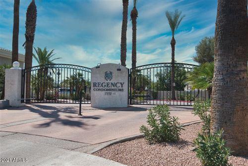 Photo of 7777 E 2ND Street #214, Scottsdale, AZ 85251 (MLS # 6271547)