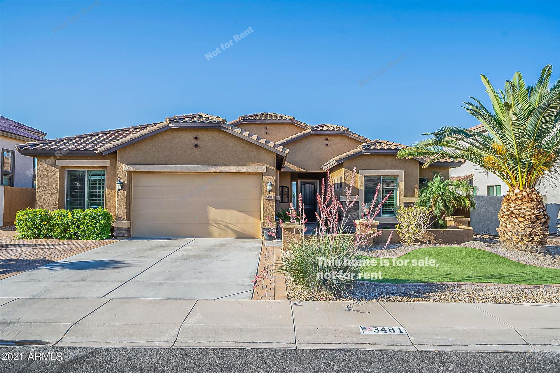3481 E ISAIAH Avenue, Gilbert, AZ 85298 - MLS#: 6232547