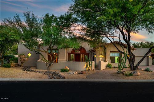Photo of 9615 E PEAK VIEW Road, Scottsdale, AZ 85262 (MLS # 6095548)