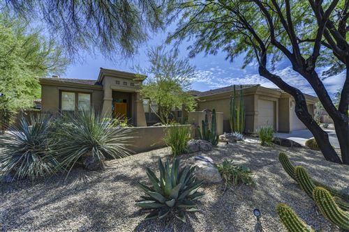 Photo of 7739 E EVENING GLOW Drive, Scottsdale, AZ 85266 (MLS # 6105548)