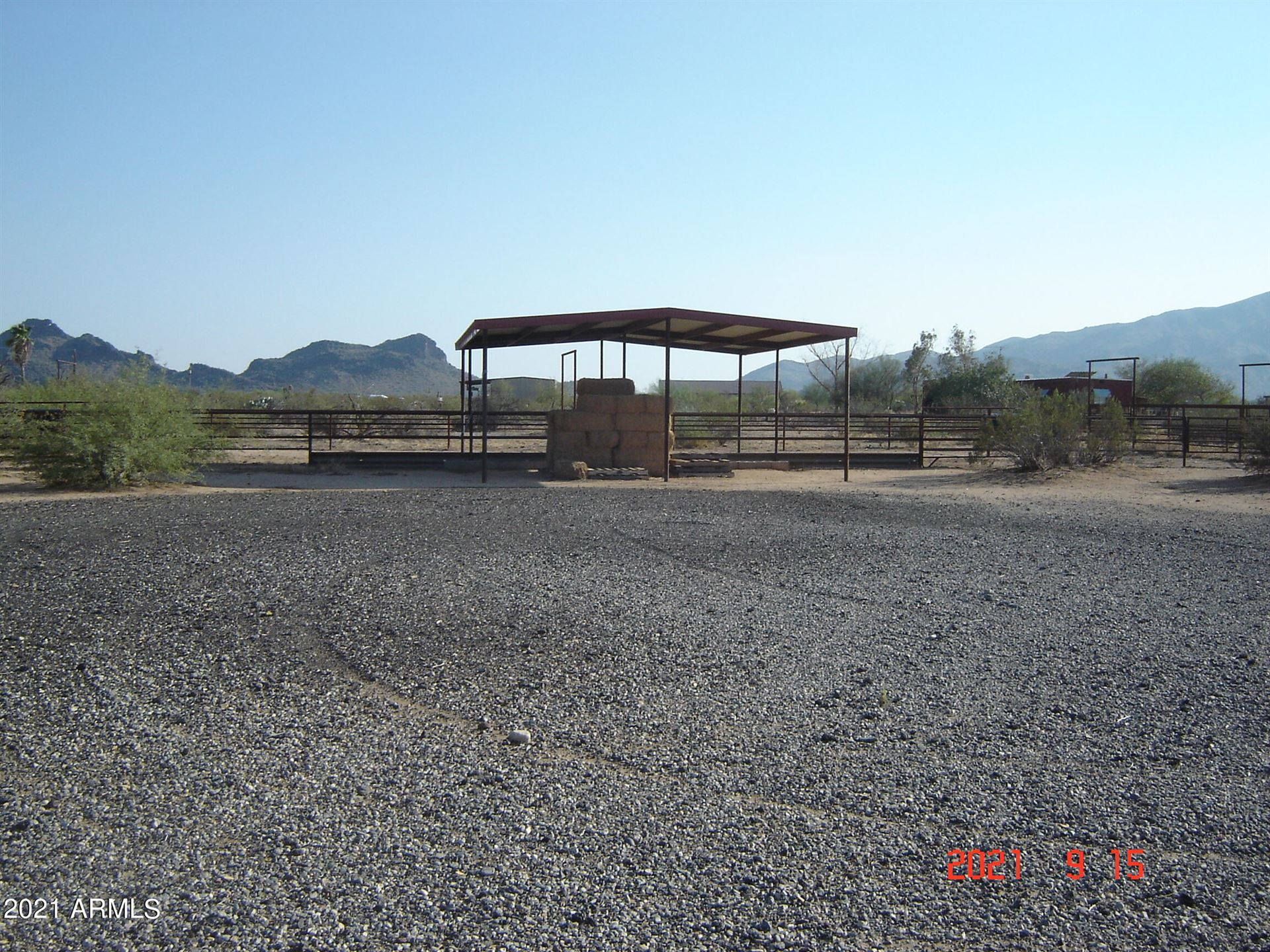 Photo of 48018 N EAGLE EYE Avenue, Aguila, AZ 85320 (MLS # 6295548)