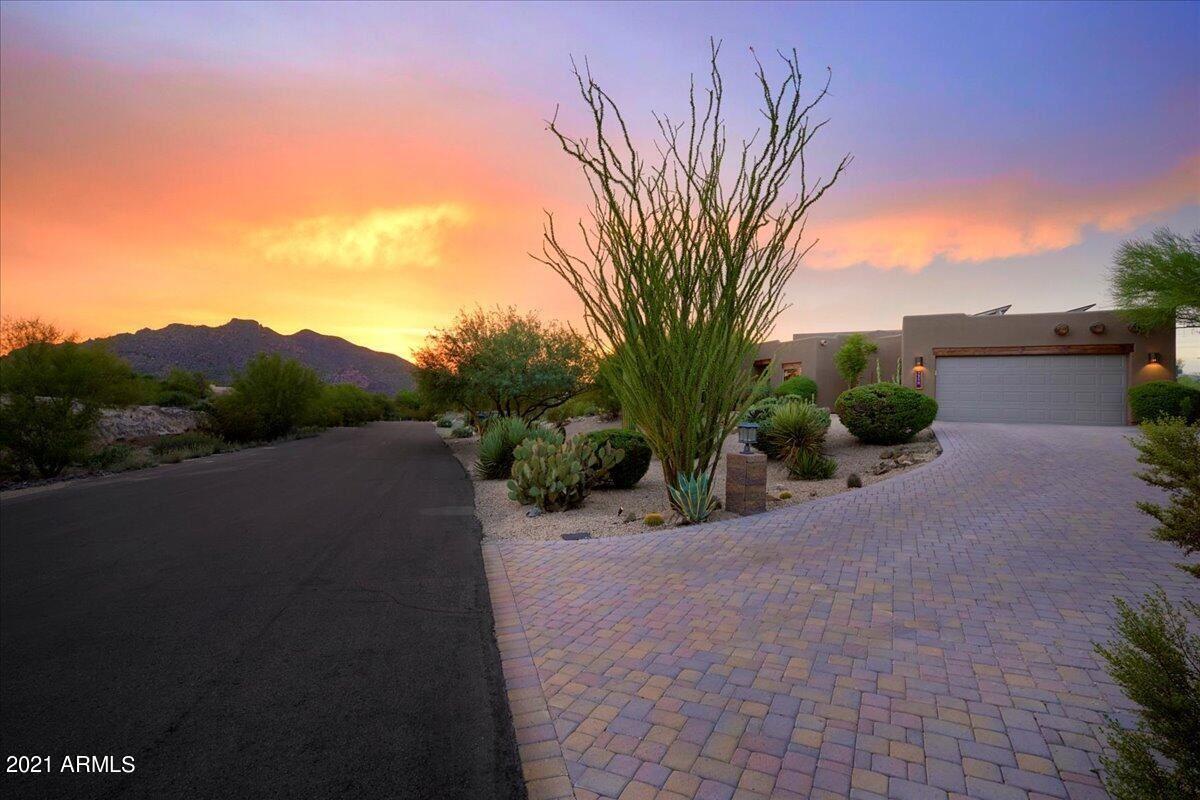 Photo of 7740 E PRIMROSE Path, Carefree, AZ 85377 (MLS # 6297548)