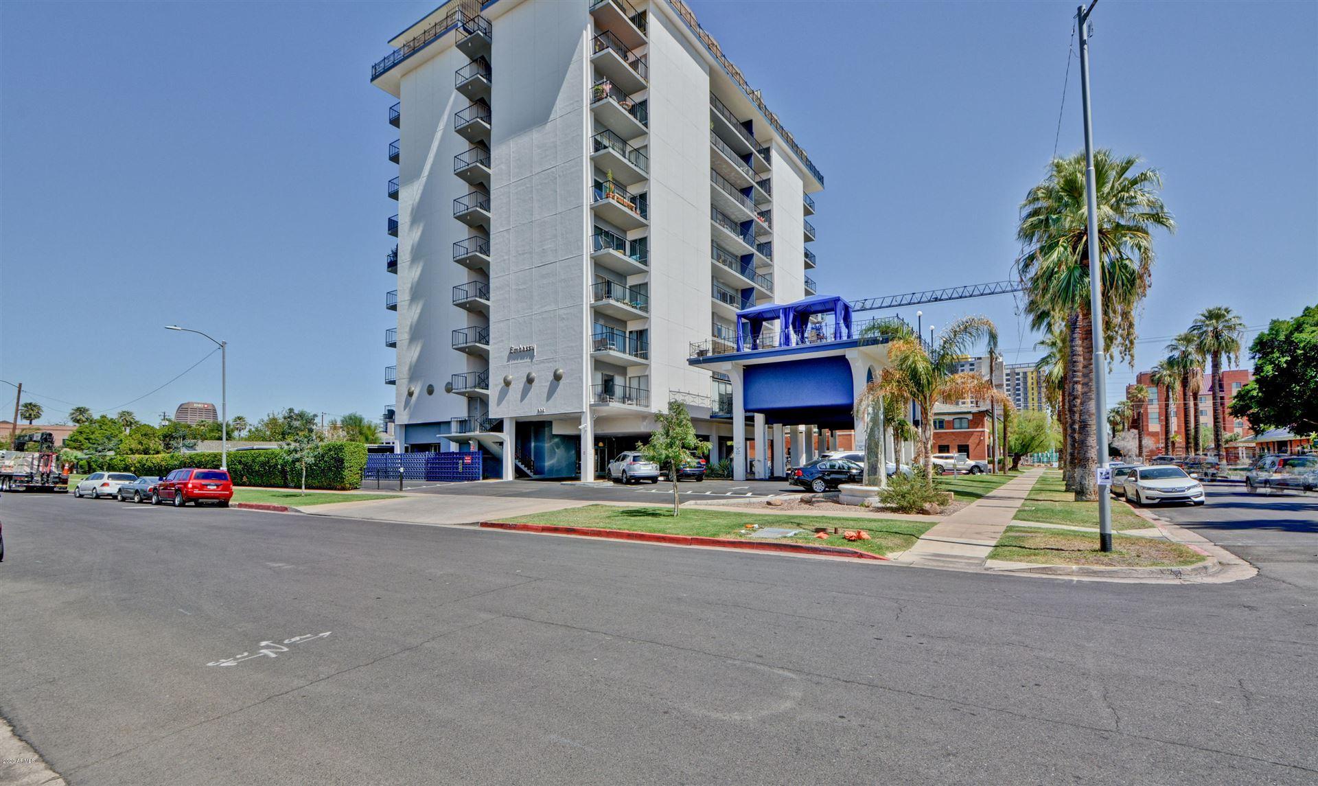 805 N 4TH Avenue #403, Phoenix, AZ 85003 - #: 6044549