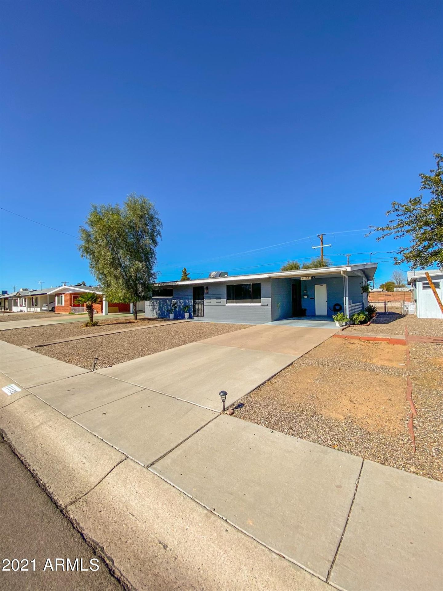 Photo of 11130 W JERSEY Avenue, Youngtown, AZ 85363 (MLS # 6187549)