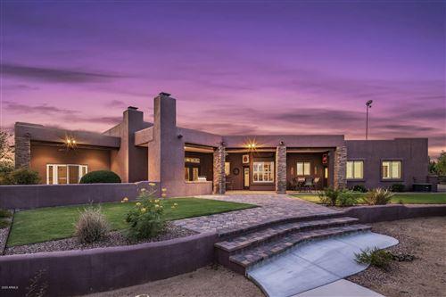 Photo of 5971 E QUAIL TRACK Drive, Scottsdale, AZ 85266 (MLS # 6105550)