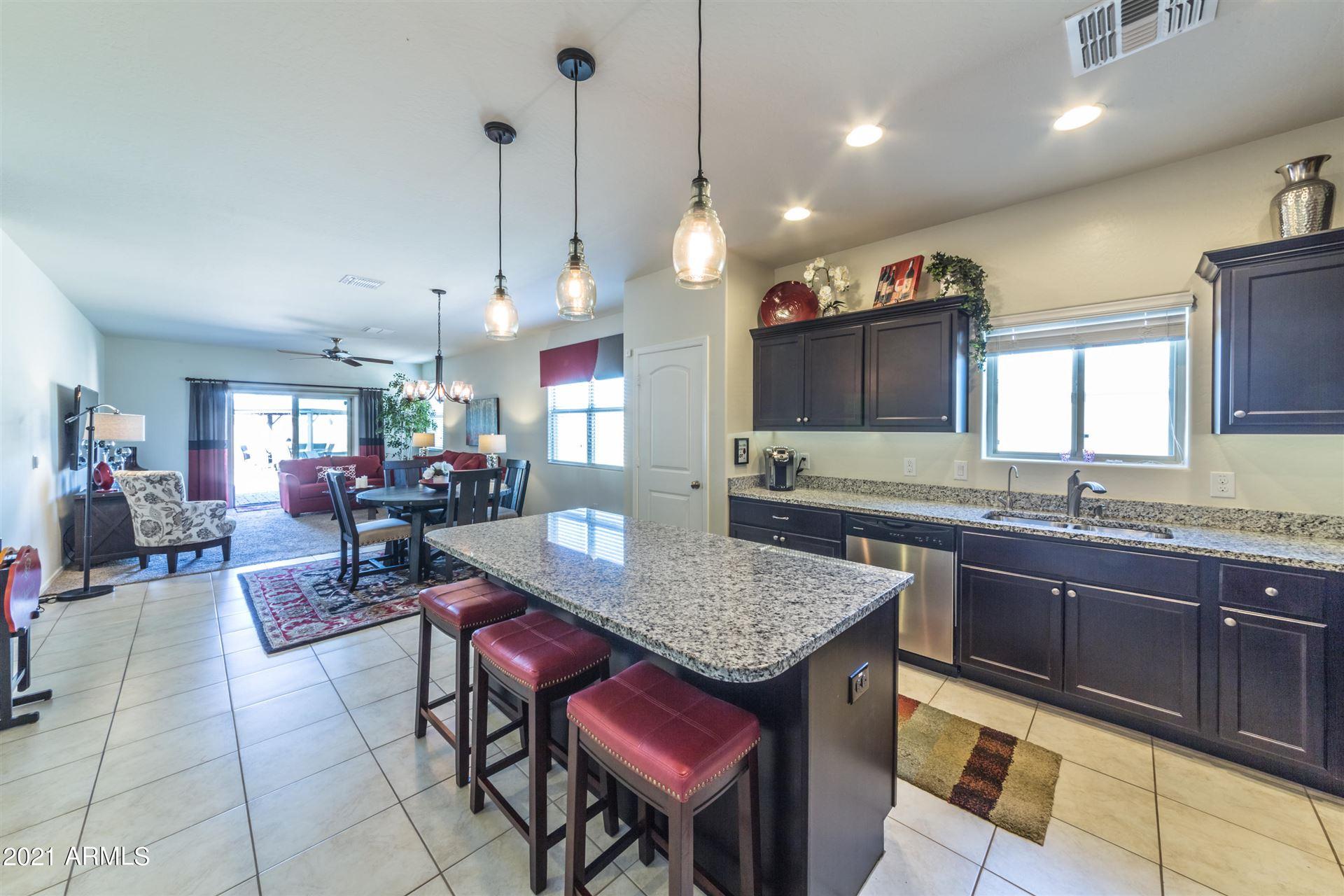 Photo of 25396 W HEATHERMOOR Drive, Buckeye, AZ 85326 (MLS # 6198550)