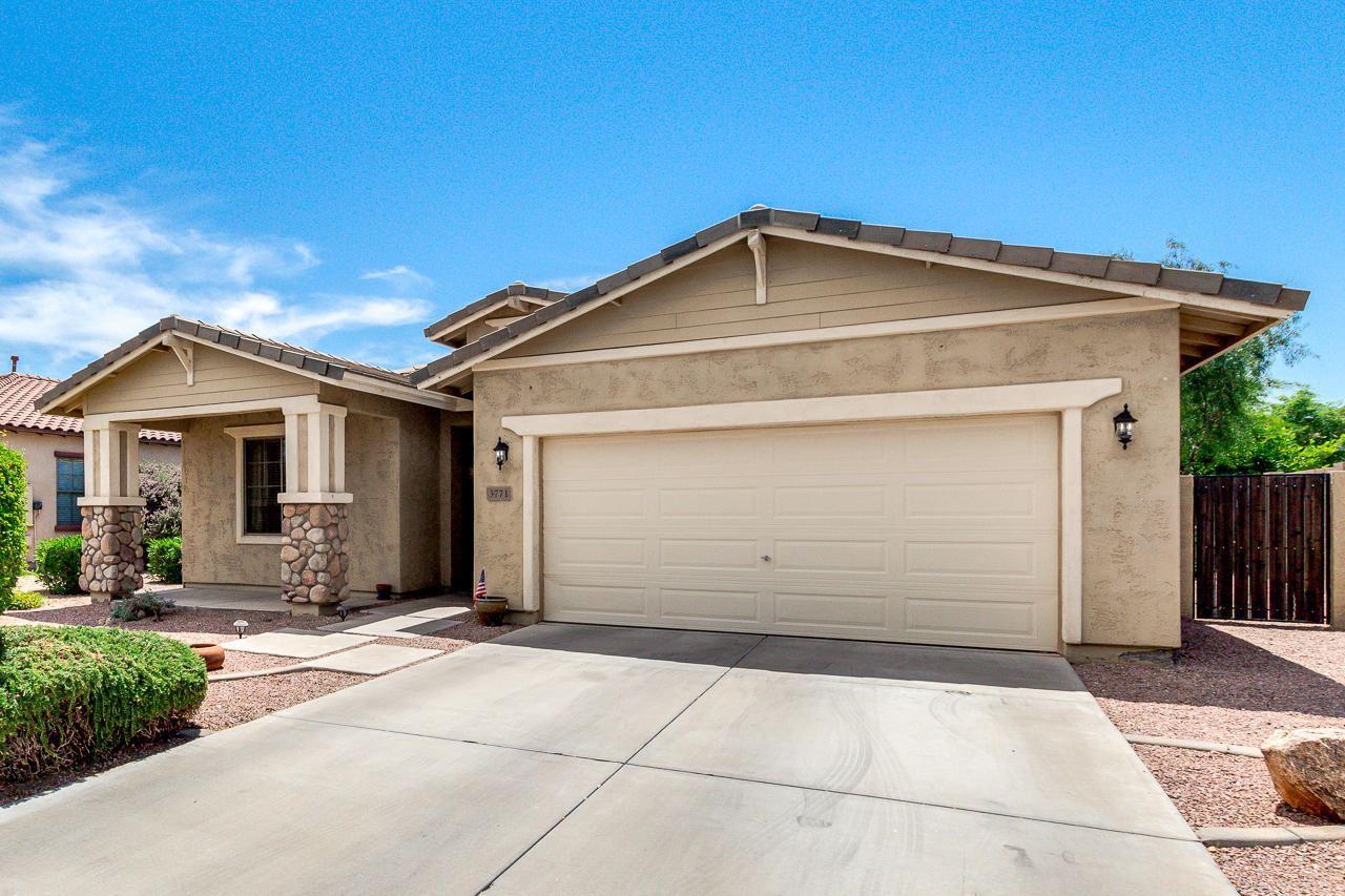 Photo of 3771 E JAGUAR Avenue, Gilbert, AZ 85298 (MLS # 6232550)