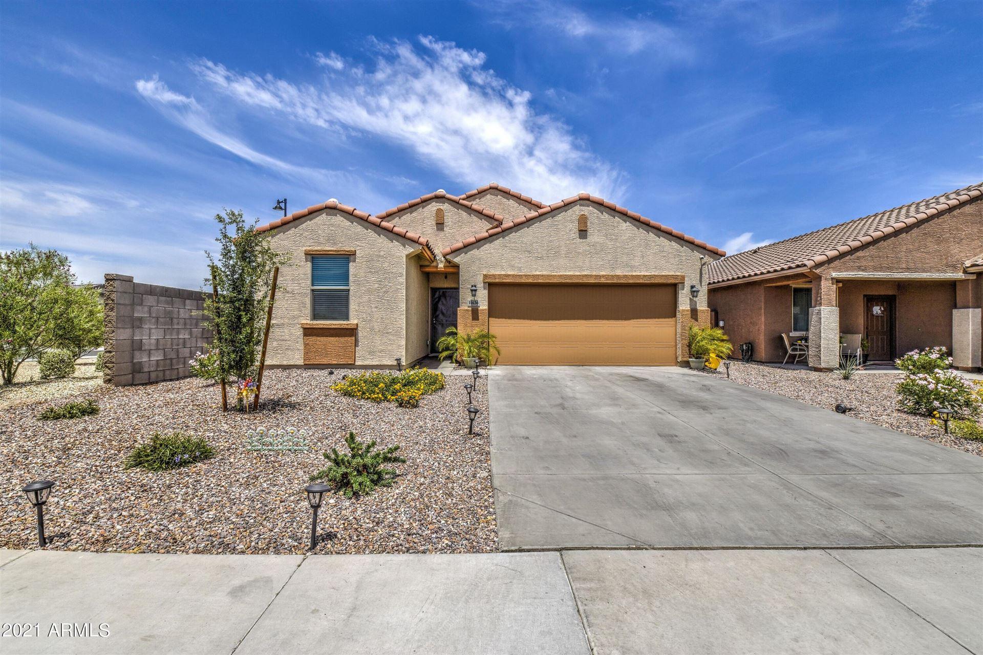 Photo of 11636 W CALAVAR Road, El Mirage, AZ 85335 (MLS # 6245550)