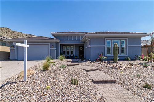 Photo of 3467 W MORGAN IVY Lane, Phoenix, AZ 85045 (MLS # 6271551)