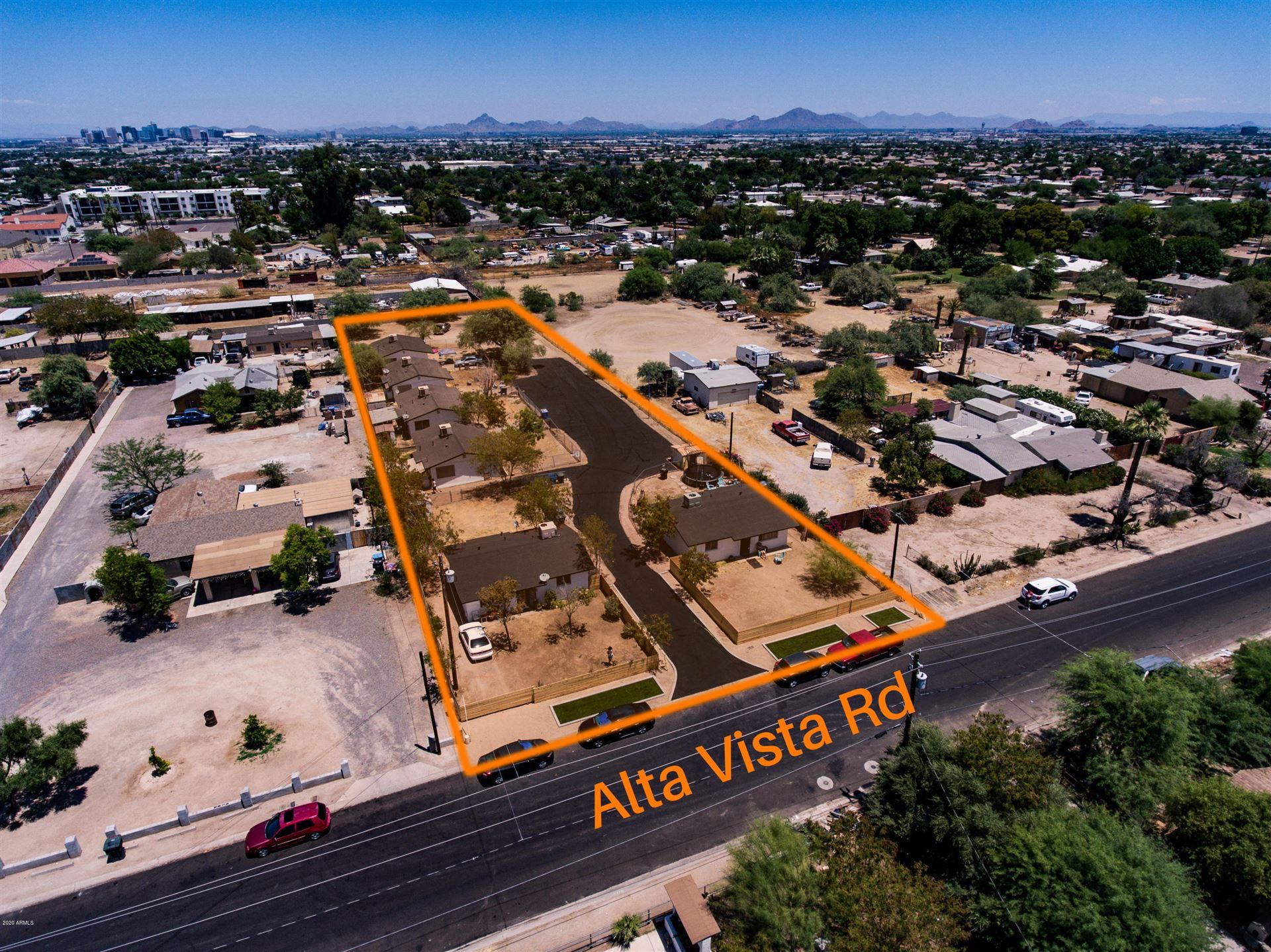 740 E ALTA VISTA Road, Phoenix, AZ 85042 - MLS#: 6099551