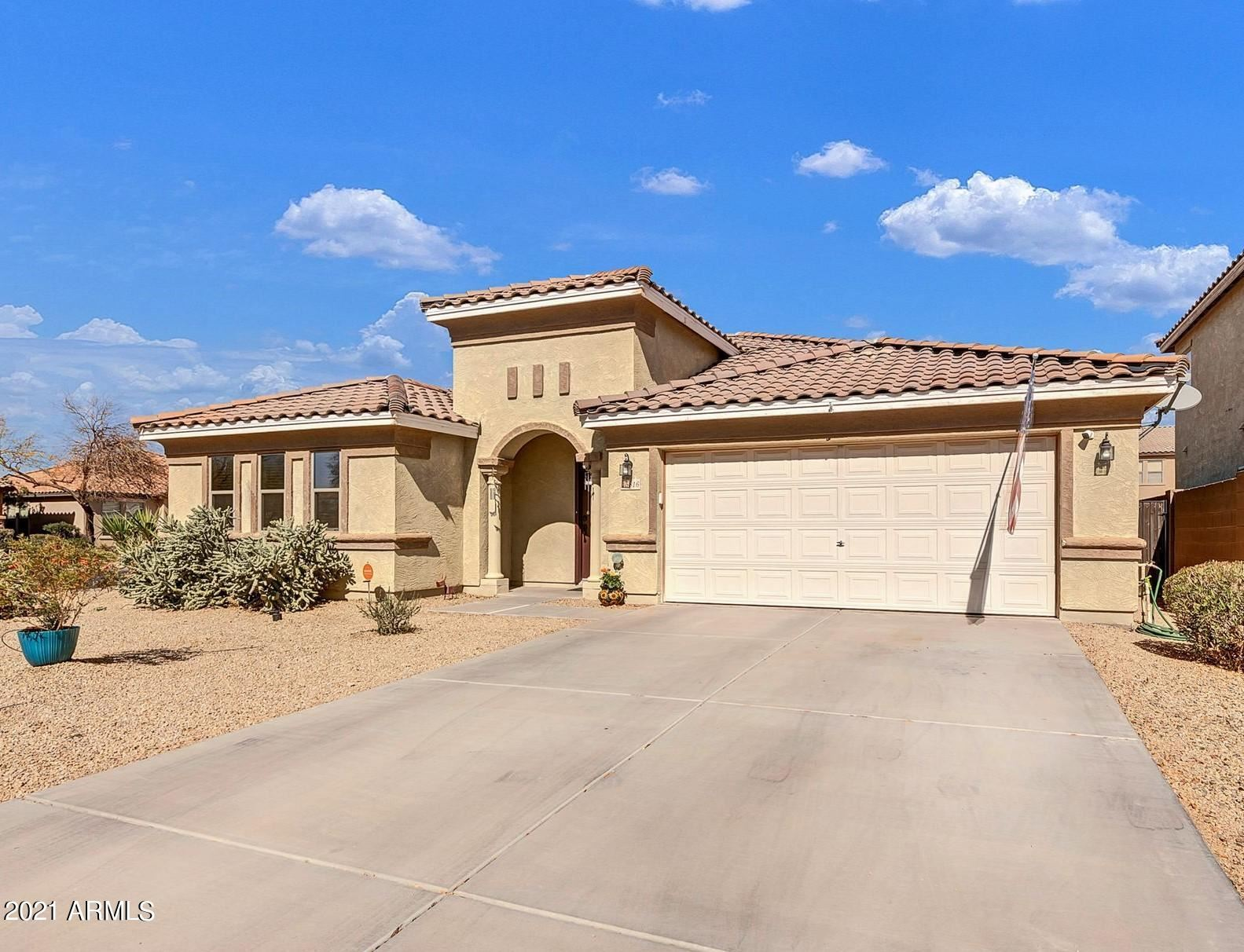 Photo of 45816 W MORNING VIEW Lane, Maricopa, AZ 85139 (MLS # 6200551)