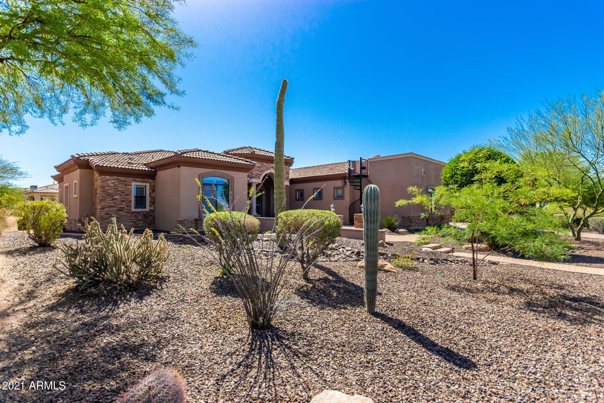 Photo of 3227 N CANYON WASH Circle, Mesa, AZ 85207 (MLS # 6232551)