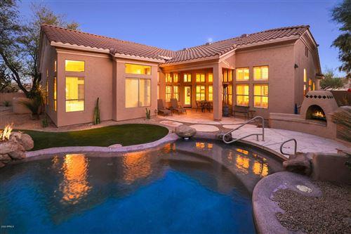 Photo of 11570 E DESERT HOLLY Drive, Scottsdale, AZ 85255 (MLS # 6138552)