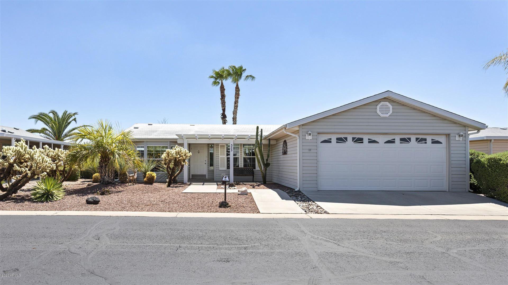 2550 S ELLSWORTH Road #385, Mesa, AZ 85209 - MLS#: 6127552