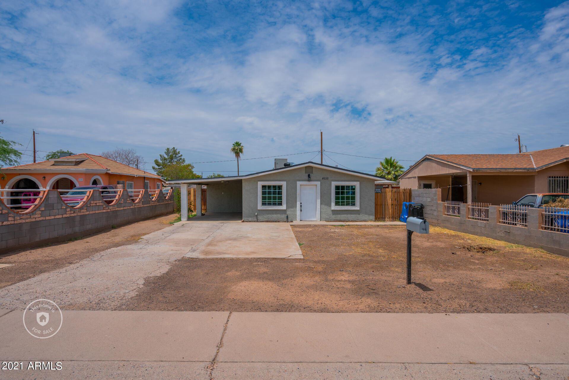 4616 S 9TH Street, Phoenix, AZ 85040 - MLS#: 6260552