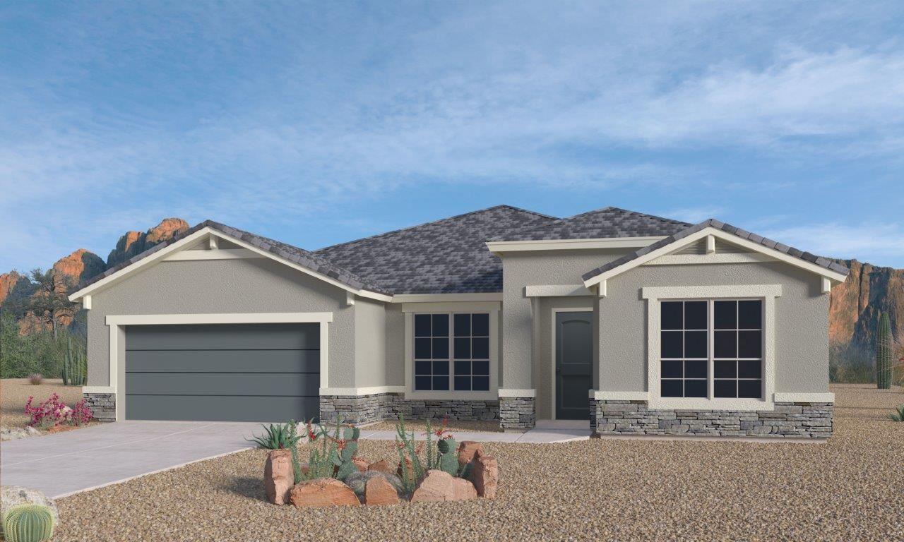 Photo for 44386 W PALO NUEZ Street, Maricopa, AZ 85138 (MLS # 6226553)