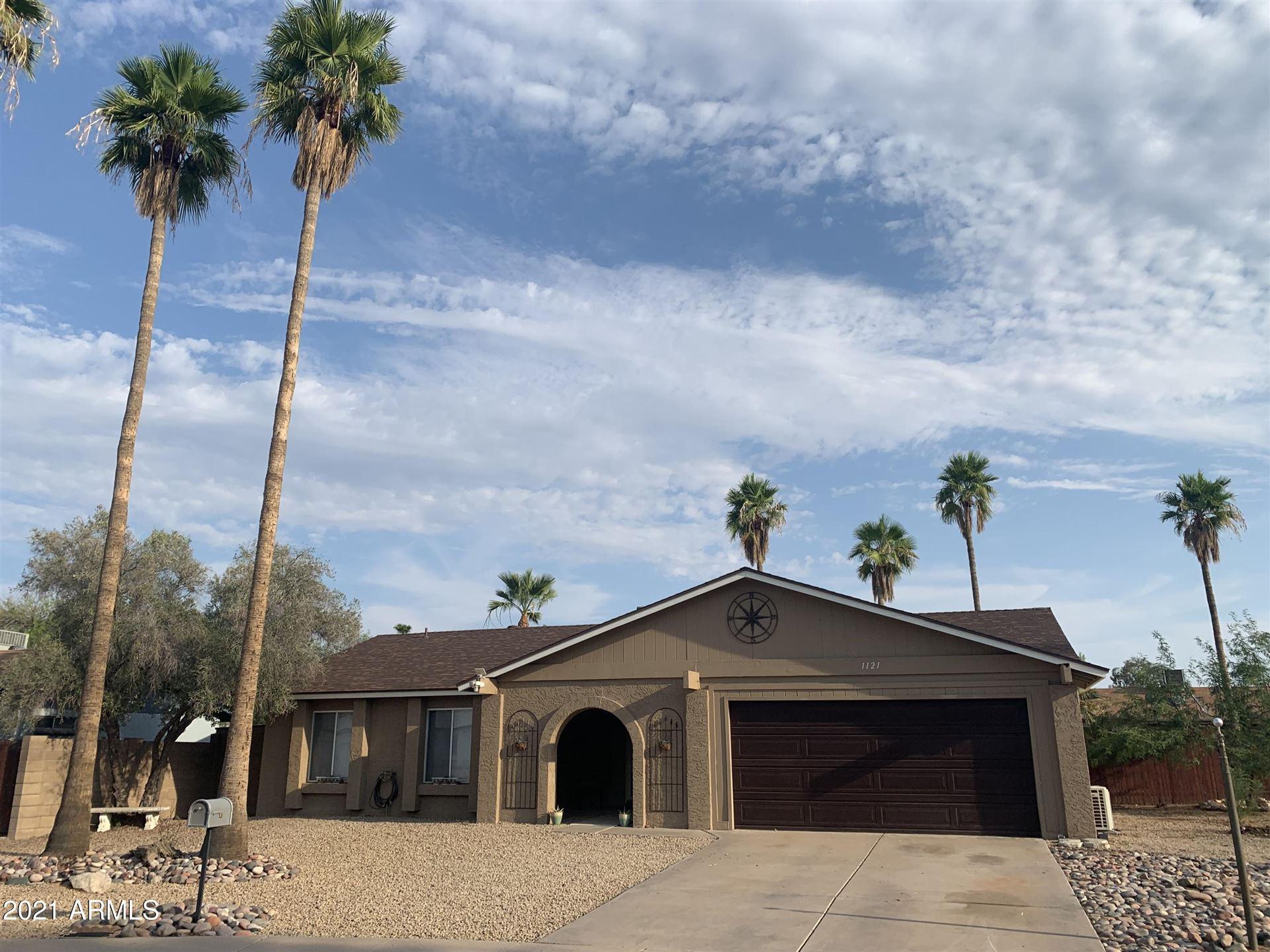Photo of 1121 W LA JOLLA Drive, Tempe, AZ 85282 (MLS # 6268553)