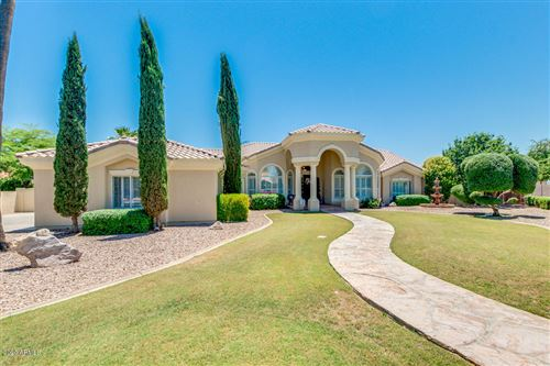 Photo of 4419 E INDIGO BAY Drive, Gilbert, AZ 85234 (MLS # 6084554)