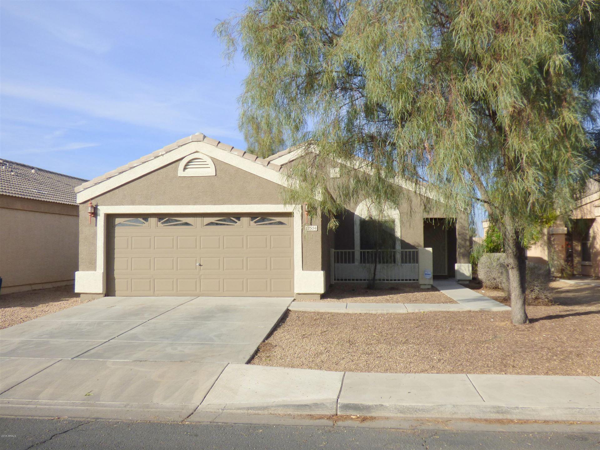 Photo of 12534 W WILLOW Avenue, El Mirage, AZ 85335 (MLS # 6228554)