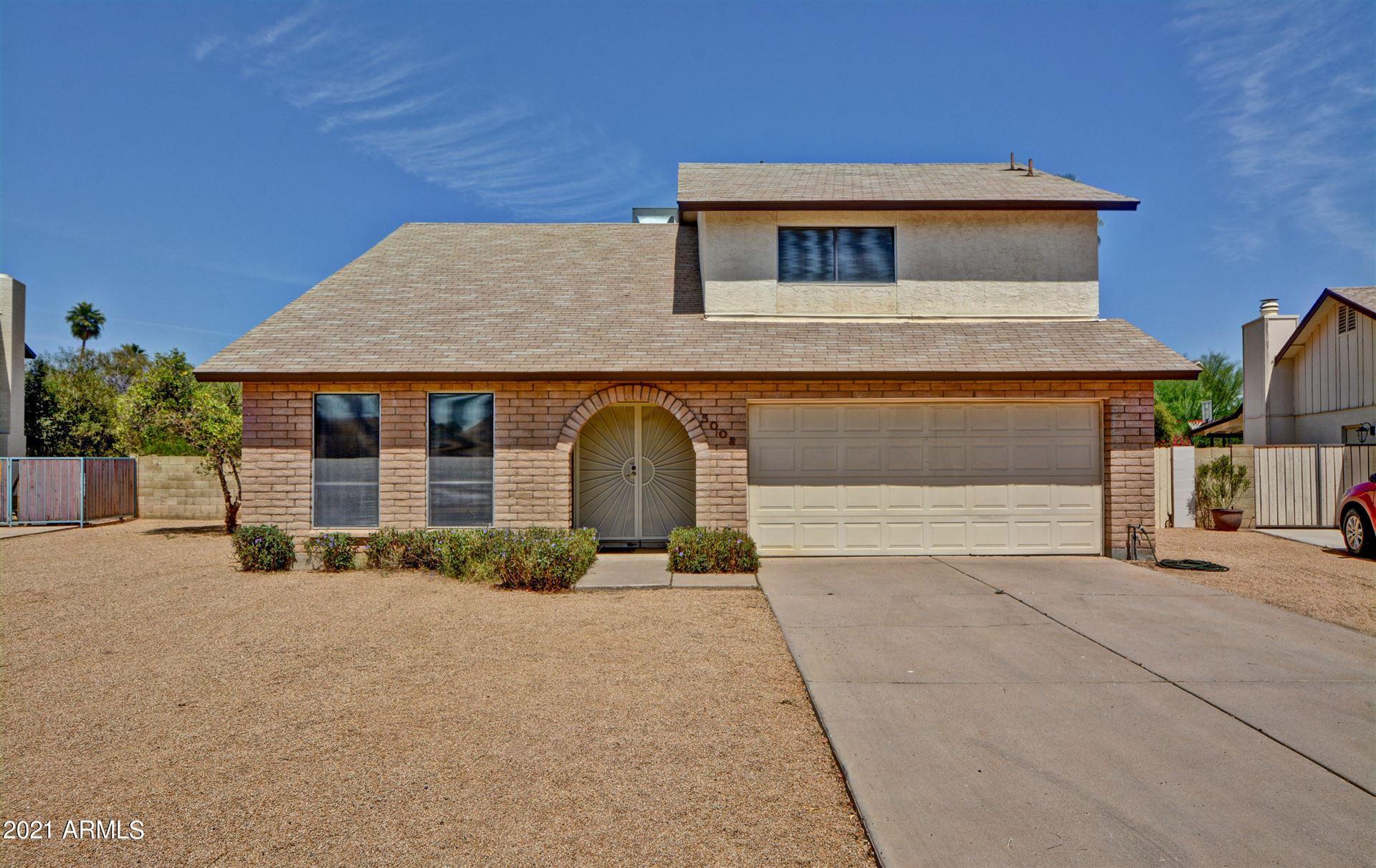 Photo of 5008 W AUGUSTA Circle, Glendale, AZ 85308 (MLS # 6232554)
