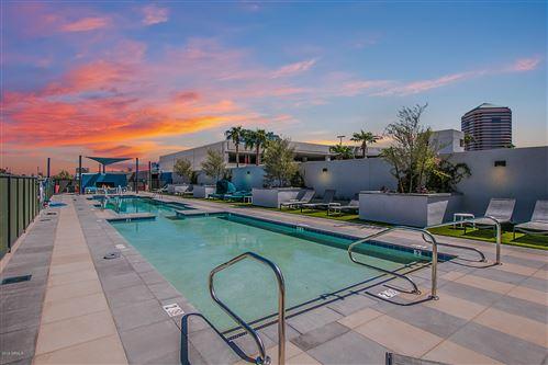 Photo of 3131 N CENTRAL Avenue #3003, Phoenix, AZ 85012 (MLS # 5933555)