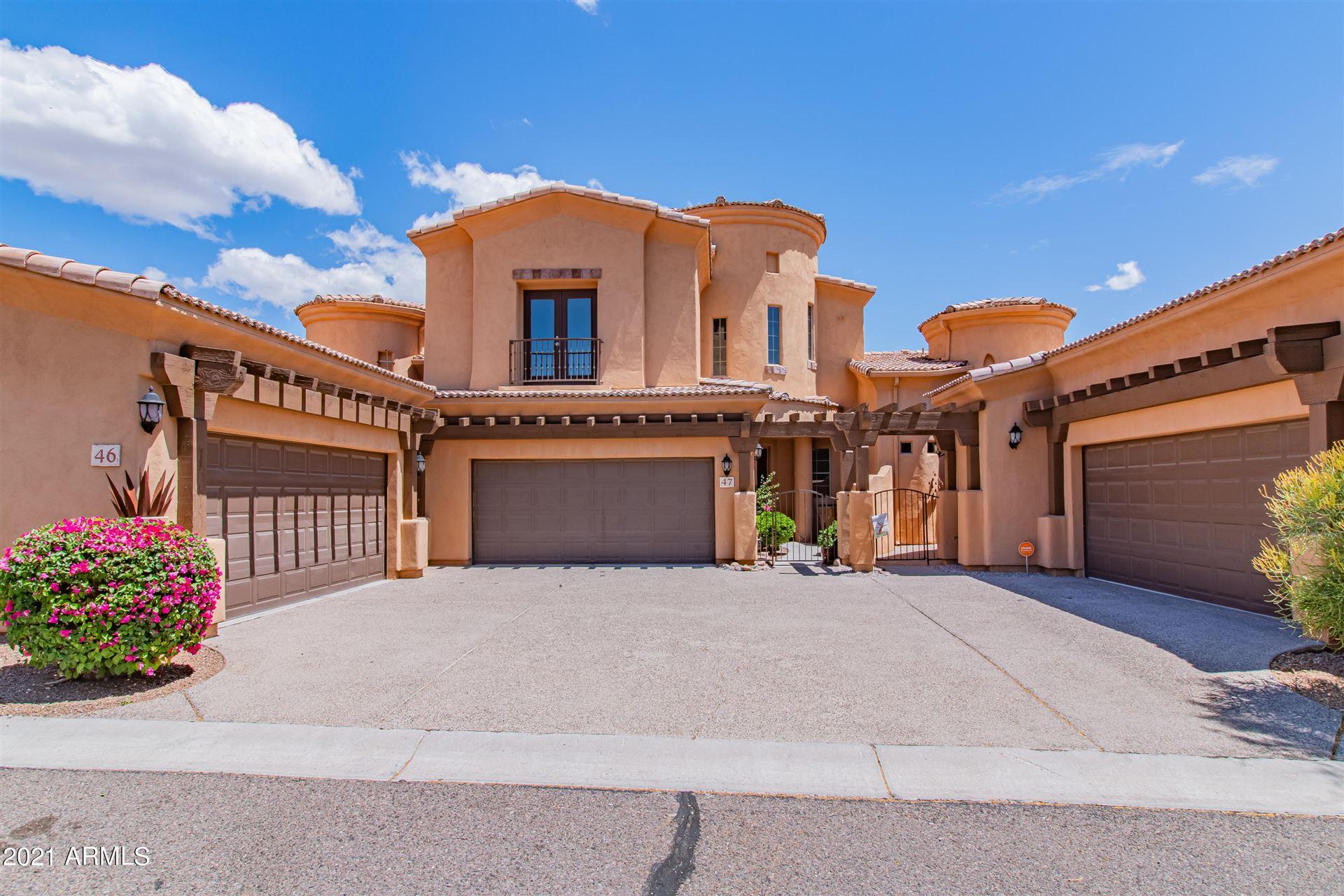 5370 S DESERT DAWN Drive #47, Gold Canyon, AZ 85118 - MLS#: 6251555