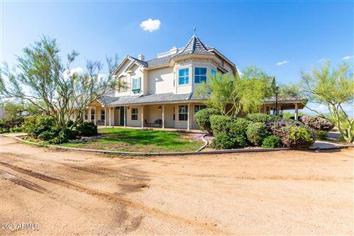 Photo of 14138 E PEAK VIEW Road, Scottsdale, AZ 85262 (MLS # 6270556)