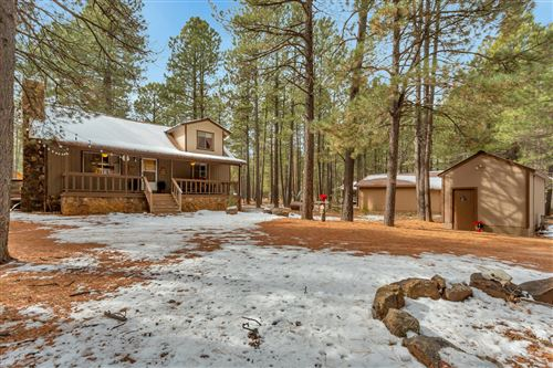 Photo of 2219 OLD RIM Road, Forest Lakes, AZ 85931 (MLS # 6009557)