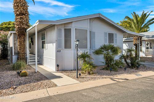 Photo of 11411 N 91st Avenue #113, Peoria, AZ 85345 (MLS # 6310557)
