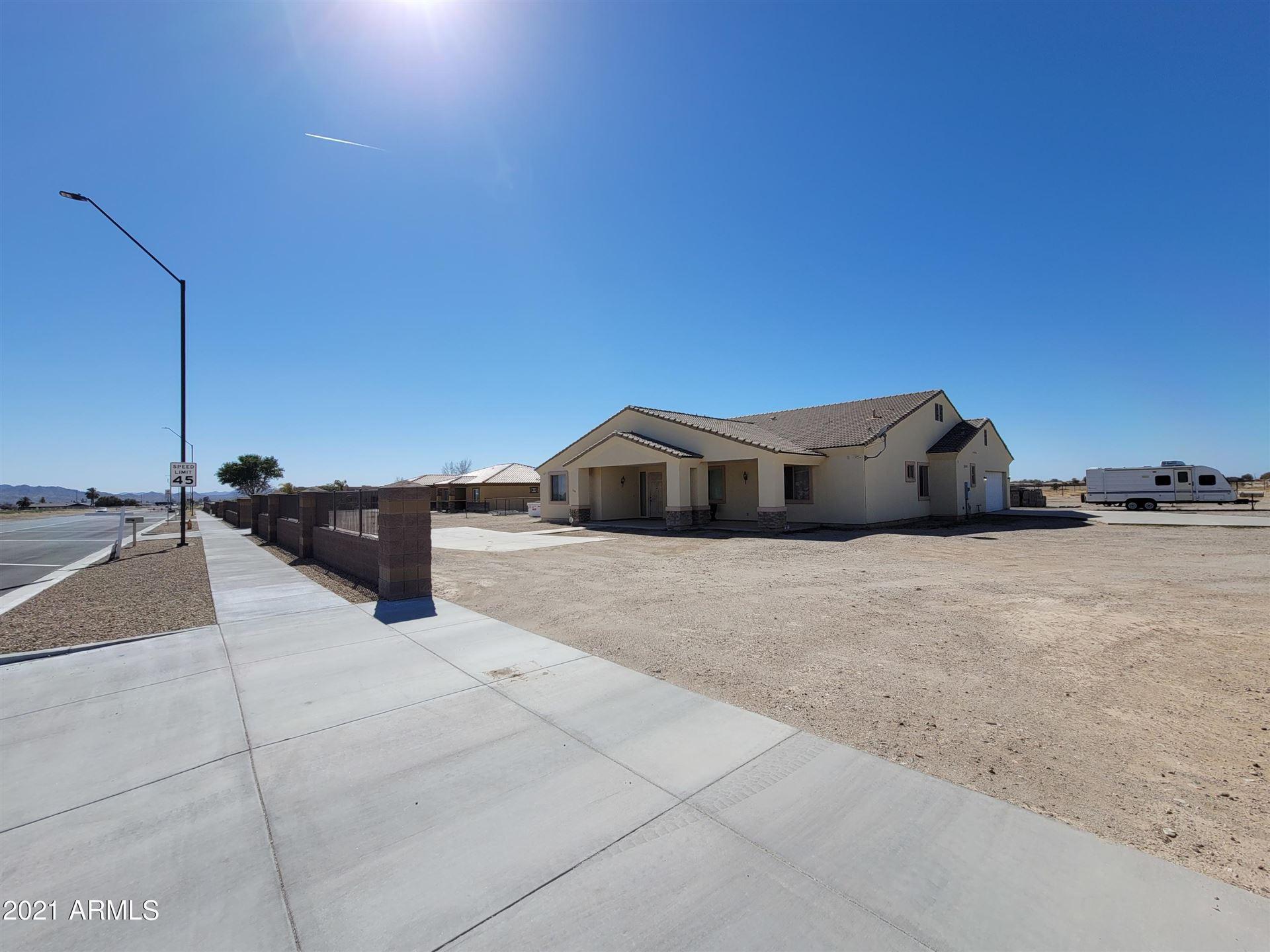 Photo of 5204 S APACHE Road, Buckeye, AZ 85326 (MLS # 6199557)