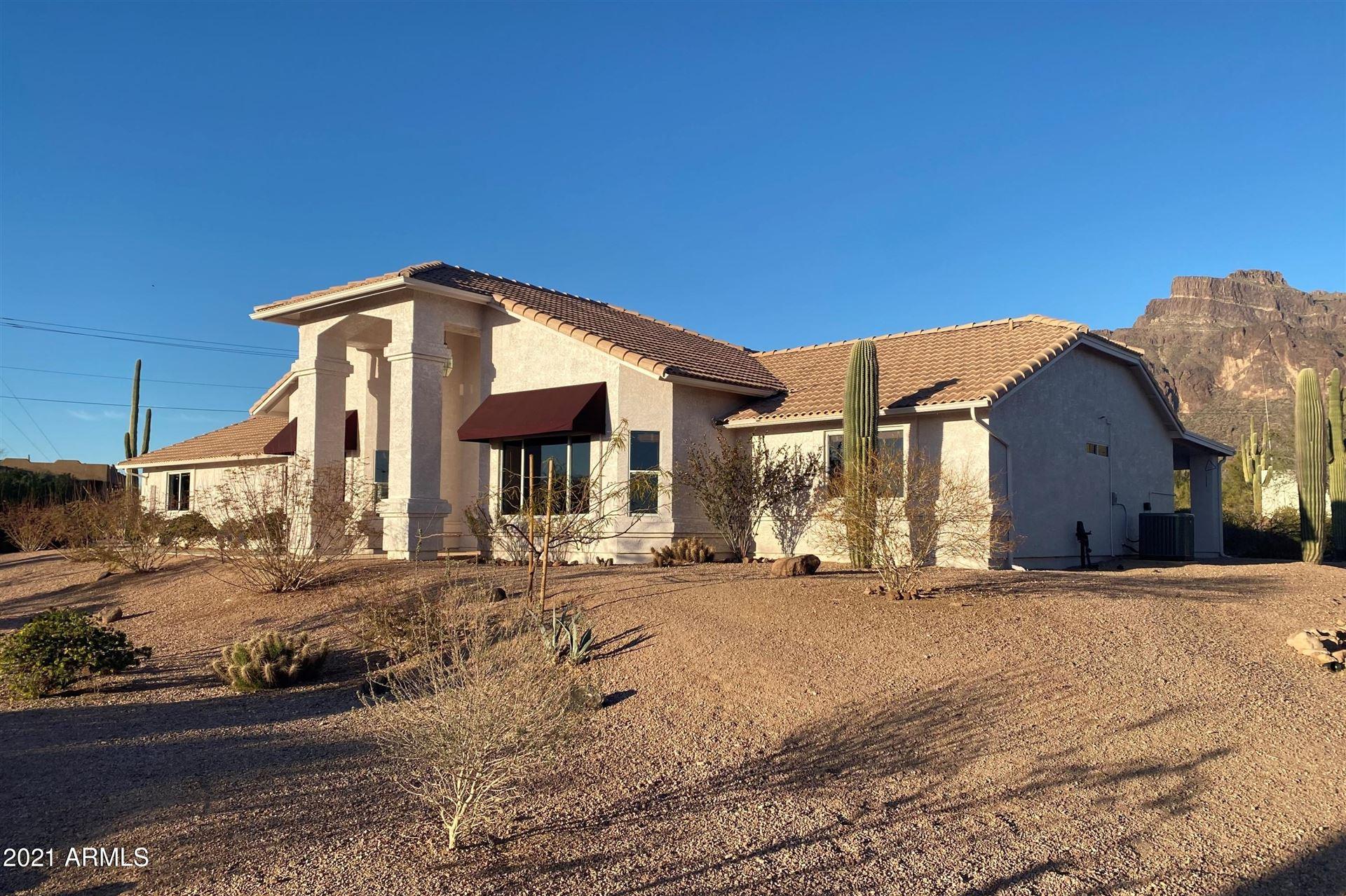 Photo of 5701 E Junction Street, Apache Junction, AZ 85119 (MLS # 6201557)