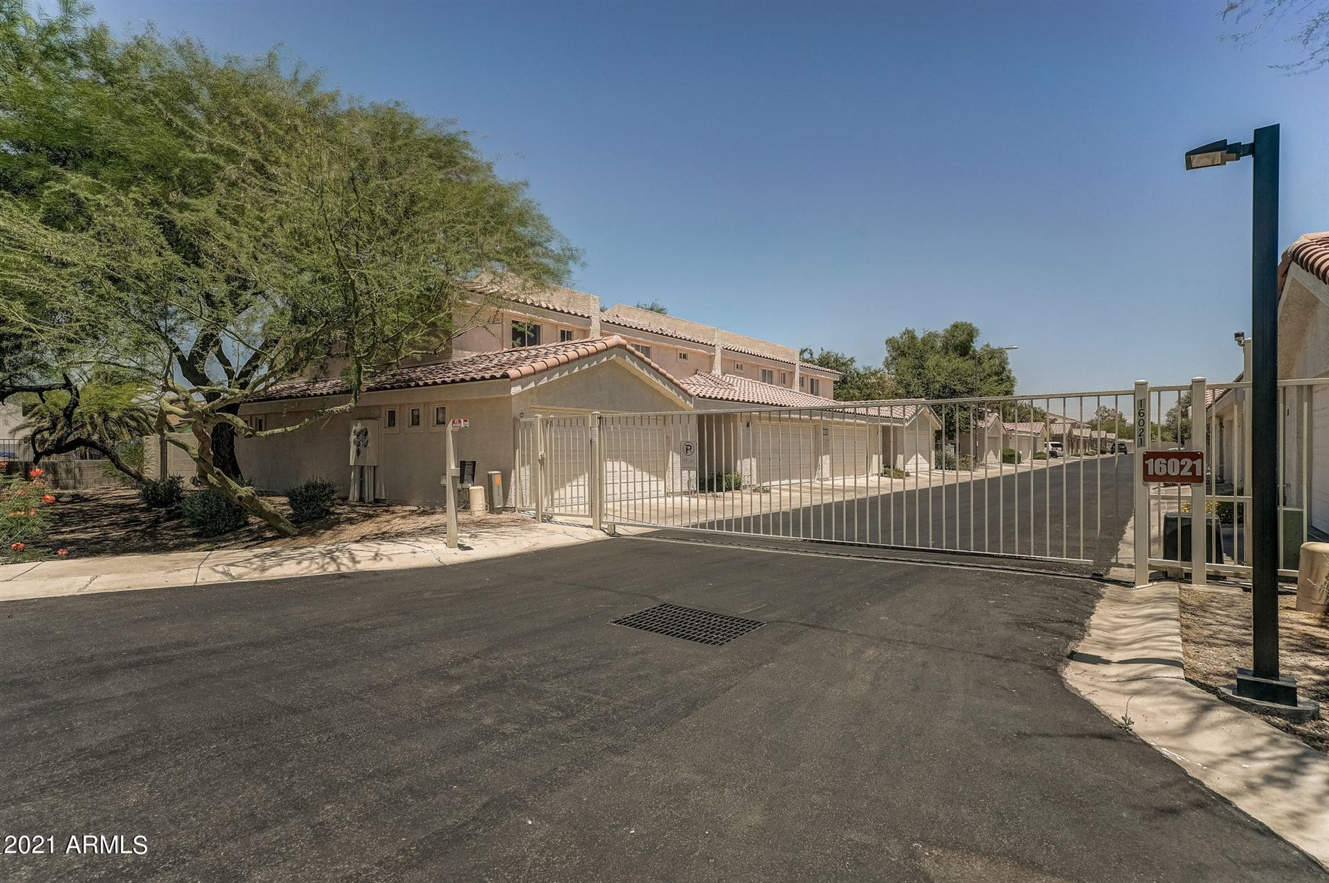 16021 N 30TH Street #116, Phoenix, AZ 85032 - MLS#: 6244557