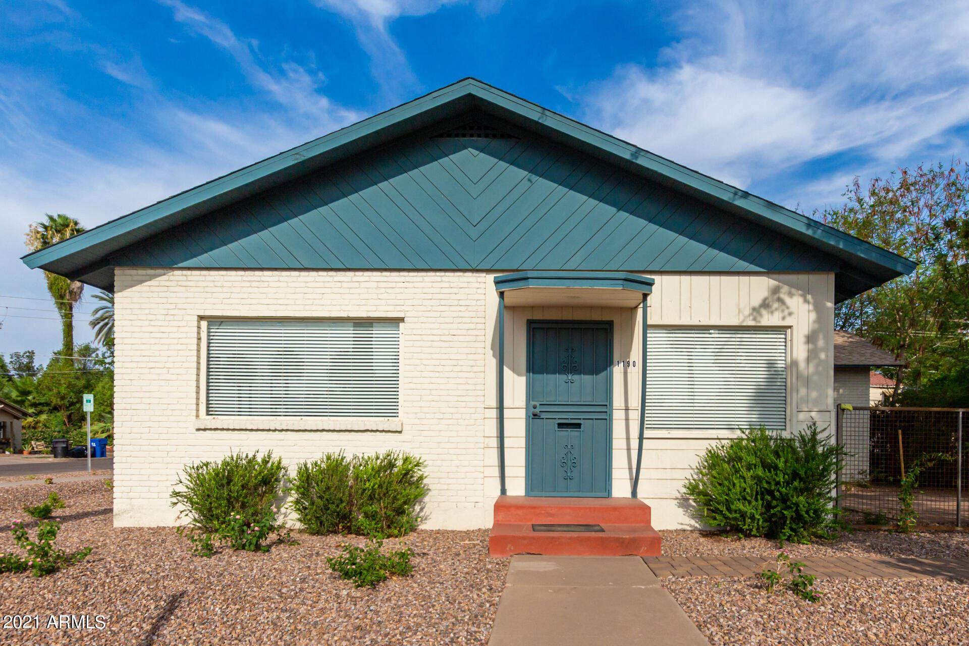 Photo of 1190 S MILL Avenue, Tempe, AZ 85281 (MLS # 6267557)