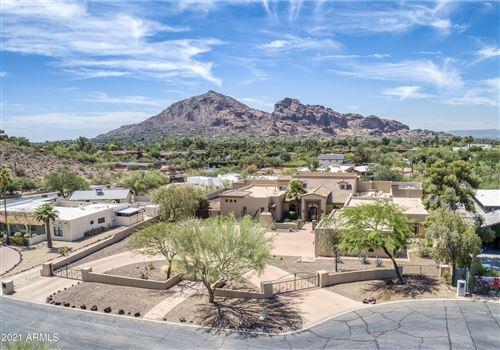 Photo of 4819 E Hummingbird Lane, Paradise Valley, AZ 85253 (MLS # 6250558)