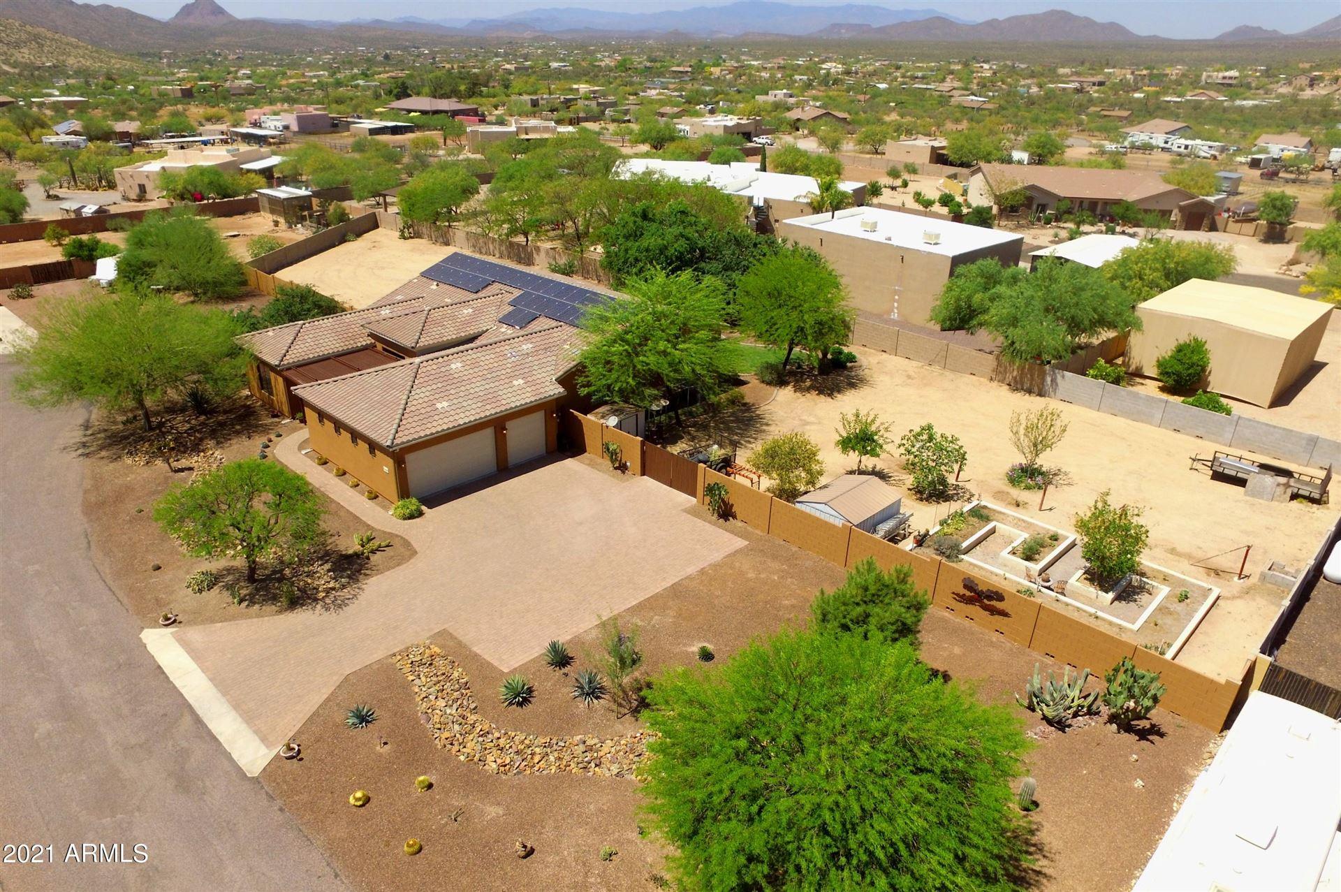 Photo of 43824 N 16TH Street, New River, AZ 85087 (MLS # 6224558)