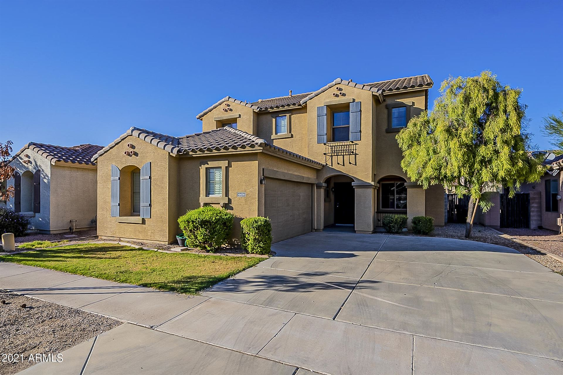 Photo of 4456 E OXFORD Lane, Gilbert, AZ 85295 (MLS # 6307558)