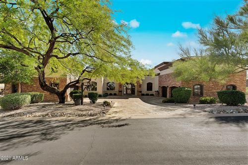 Photo of 10721 E LA JUNTA Road, Scottsdale, AZ 85255 (MLS # 6231559)