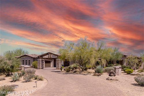 Photo of 6800 E BLUE SKY Drive, Scottsdale, AZ 85266 (MLS # 6235559)