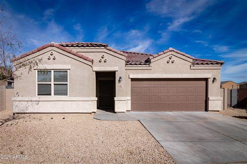 Photo of 17116 N CIELO Lane, Maricopa, AZ 85138 (MLS # 6197560)