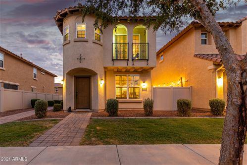 Photo of 3707 E HANS Drive, Gilbert, AZ 85296 (MLS # 6266560)