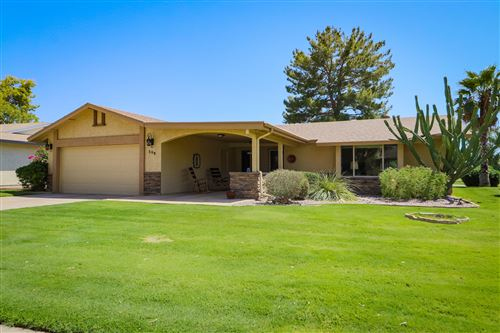 Photo of 599 LEISURE WORLD --, Mesa, AZ 85206 (MLS # 6116561)