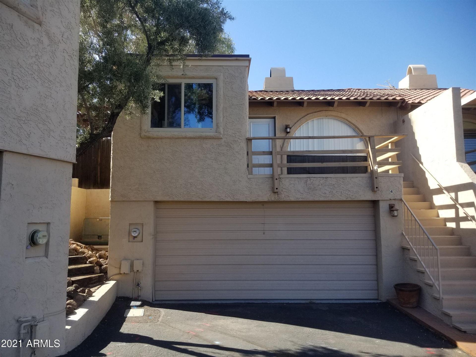 Photo of 7501 E HAPPY HOLLOW Drive #4, Carefree, AZ 85377 (MLS # 6222561)