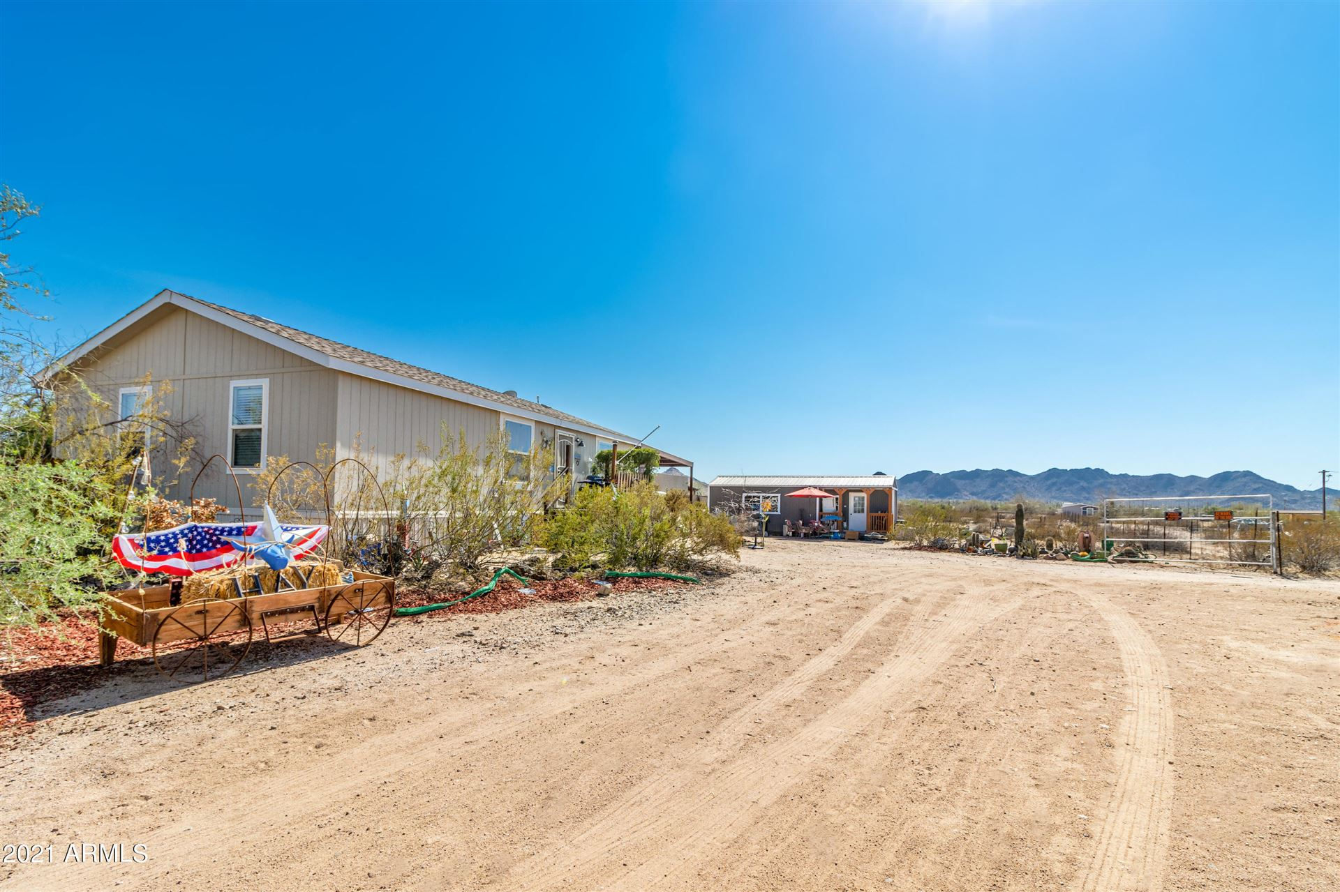 Photo for 51359 W Pumba Drive, Maricopa, AZ 85139 (MLS # 6262561)