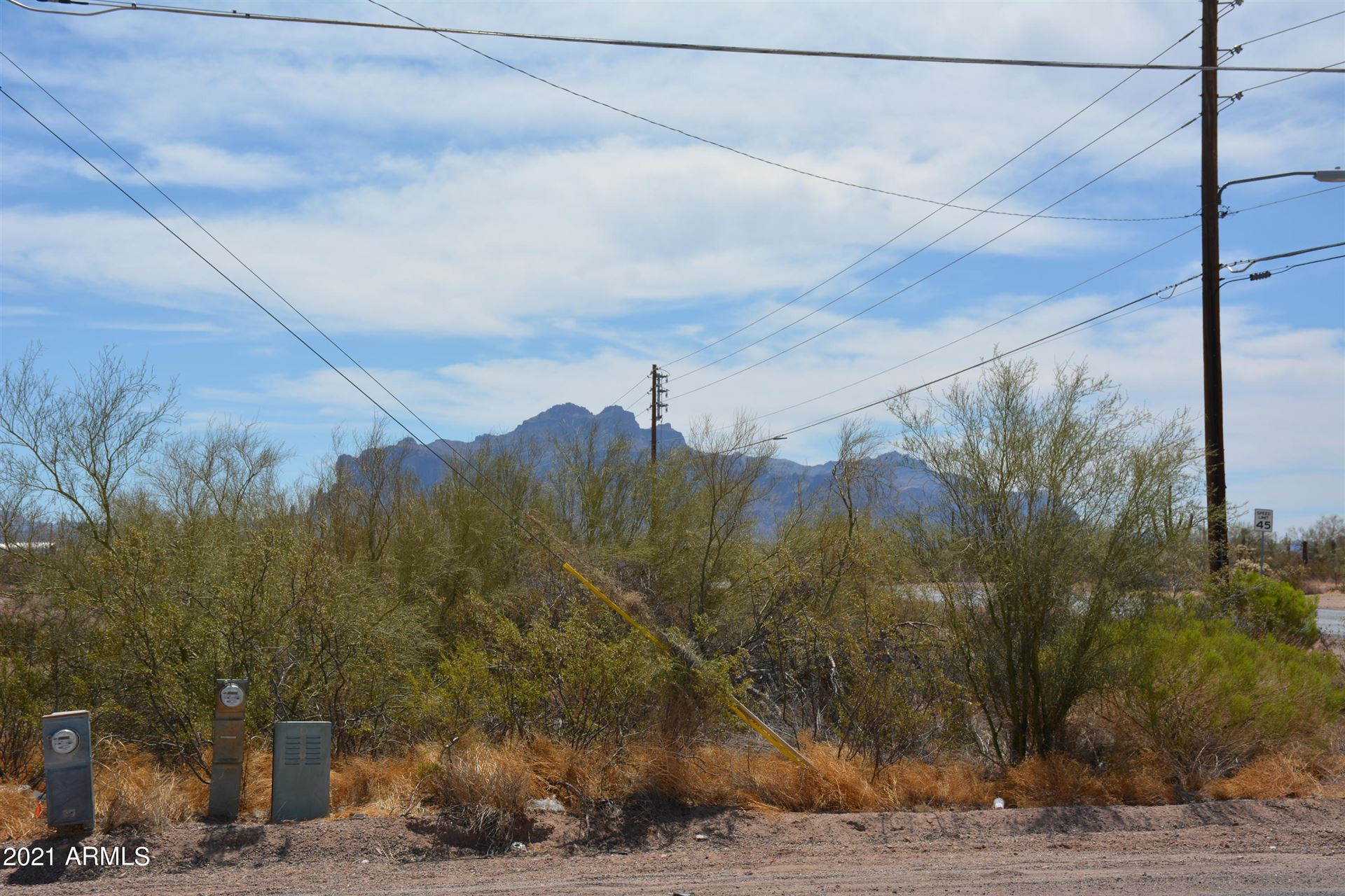 Photo of 1550 W MCKELLIPS Boulevard, Apache Junction, AZ 85120 (MLS # 6247562)