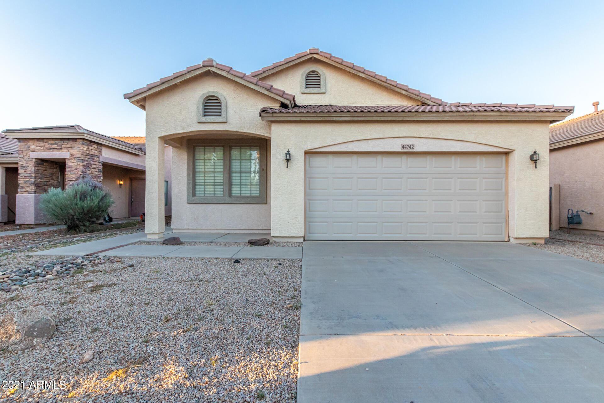 44742 W ALAMENDRAS Street, Maricopa, AZ 85139 - #: 6308563