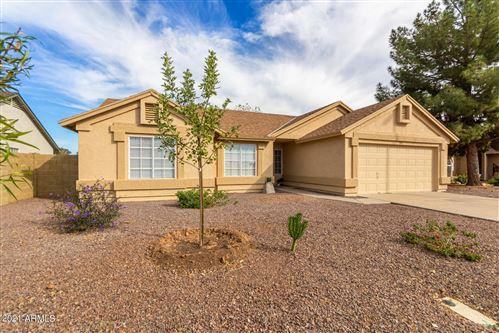 Photo of 907 N FALCON Drive, Gilbert, AZ 85234 (MLS # 6311564)