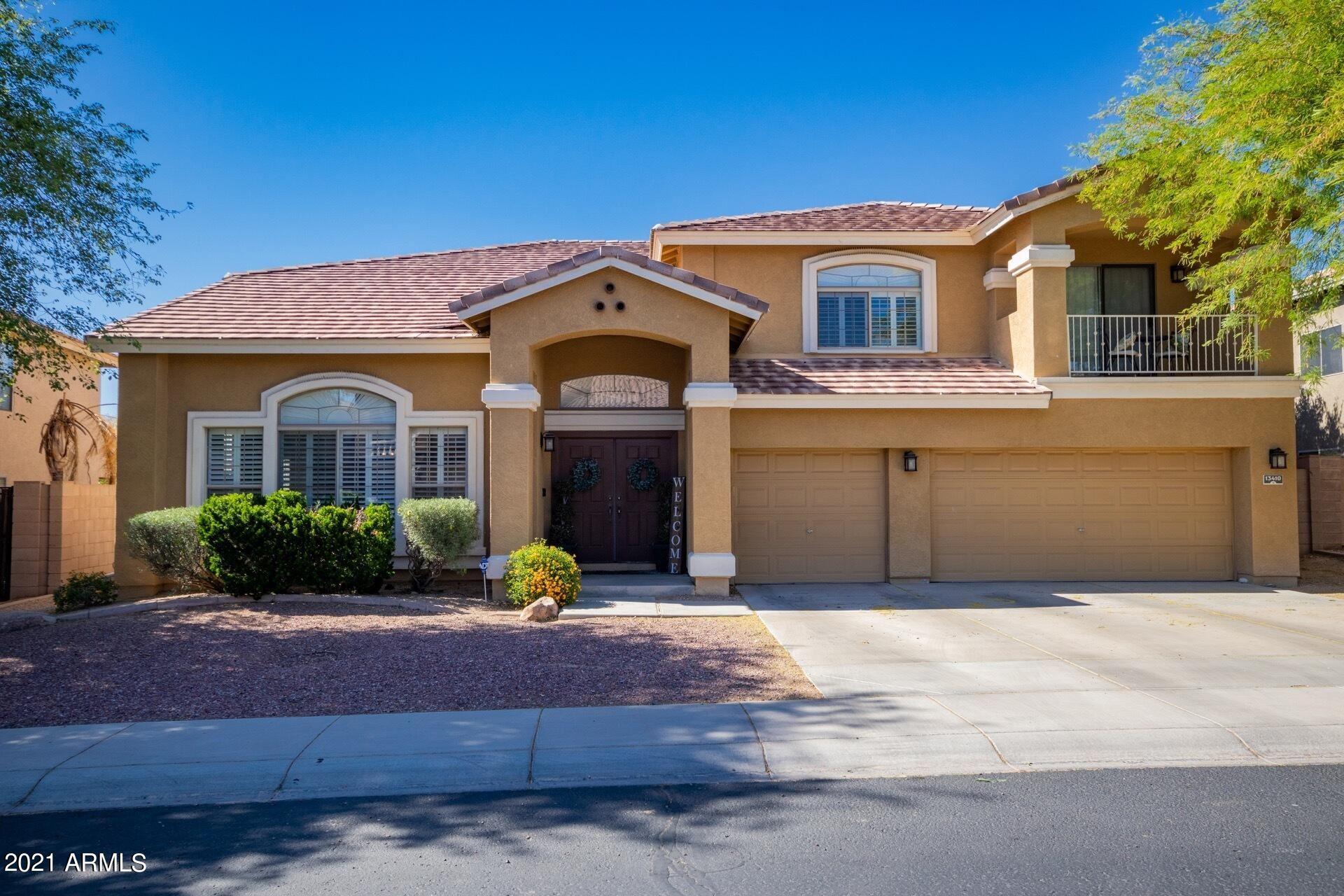 Photo of 13410 W PALO VERDE Drive, Litchfield Park, AZ 85340 (MLS # 6229564)
