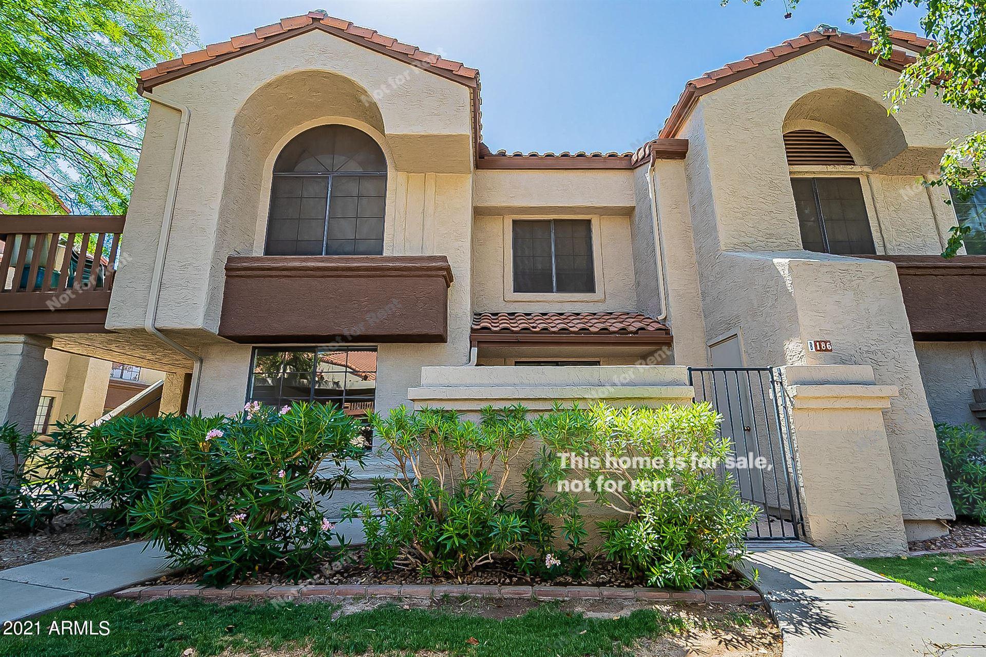 839 S WESTWOOD -- #186, Mesa, AZ 85210 - MLS#: 6238564