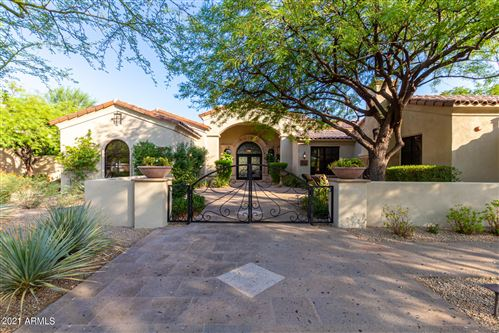 Photo of 9927 E TOMS THUMB --, Scottsdale, AZ 85255 (MLS # 6259565)