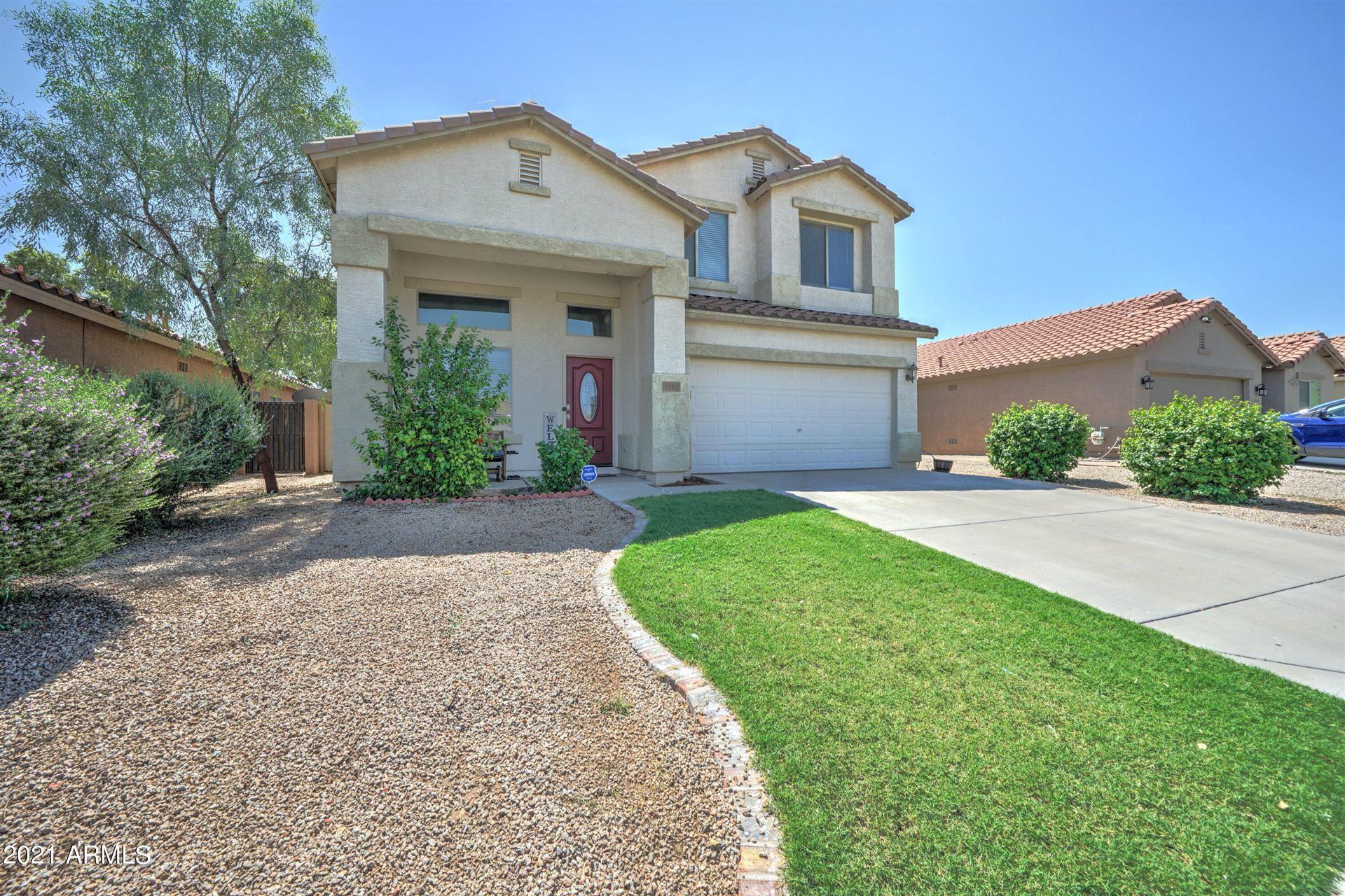 Photo of 3165 W ALLENS PEAK Drive, Queen Creek, AZ 85142 (MLS # 6288565)